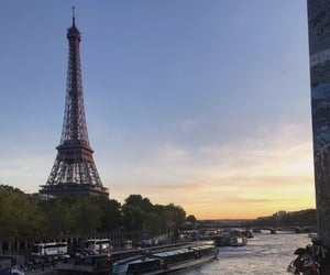 aesthetic, france, and باريس image