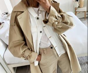 beige, creme, and fashion image