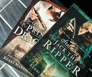 book, jack the ripper, and books image