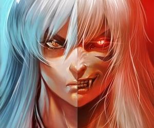 anime, comics, and demon image