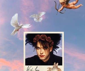 robert smith, soft, and sweet image