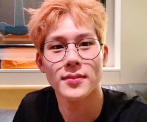 icon, low quality, and jooheon image