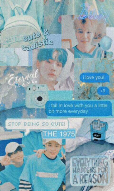 Yoonmin Collage Wallpaper Edit By Me Give Me