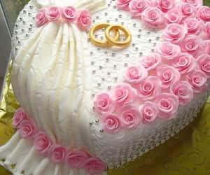 cake, comida, and torta image