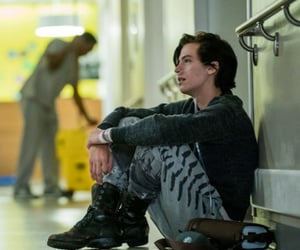 cole sprouse, five feet apart, and will newman image