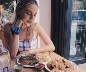foodie, kalyn nicholson, and health image