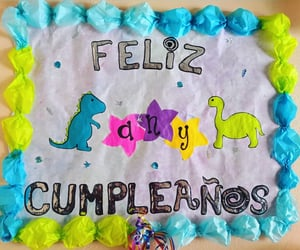 any, cartel, and feliz cumpleanos image