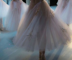 aesthetic, ballerina, and ballet image