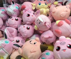aesthetic, pink, and pokemon image