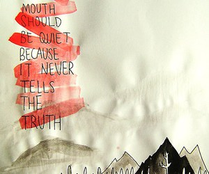 quote and sleeping with sirens image