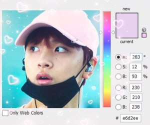 softcore, donghyuck, and cyber edit image