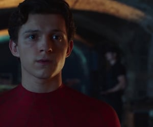 spiderman and spider-man: far from home image