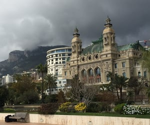 holiday, travel, and monaco image
