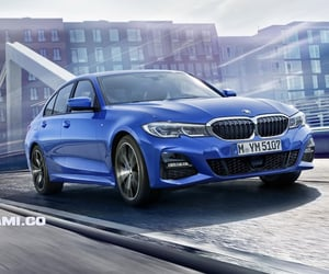 bmw, car, and bmw 3 series image