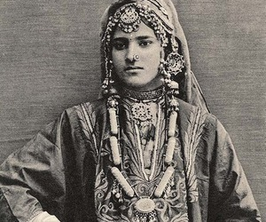 ethnic, jewelry, and vintage image