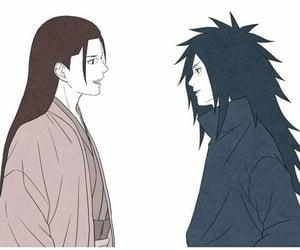 anime, ninja, and tobirama image