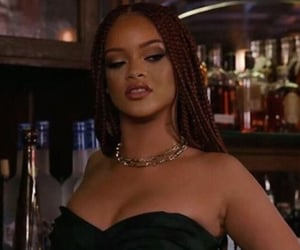 beauty, rihanna, and mood image