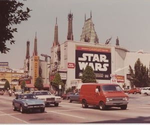 car, old, and star wars image
