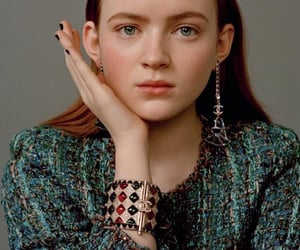 stranger things, sadie sink, and beautiful image