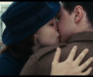 atonement, keira knightley, and kiss image