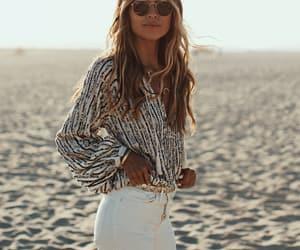beach, sun, and revolve image