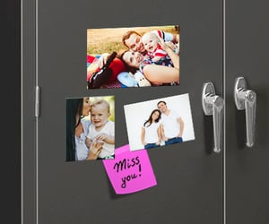 fridge magnets and photo magnets image