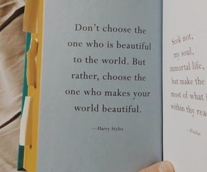 quotes, Harry Styles, and love image