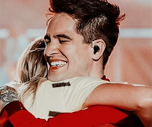brendon urie, handsome, and panic! at the disco image