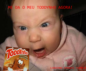 baby, lol, and toddynho image