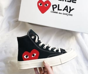 aesthetic, comme des garcons, and daily image