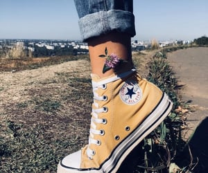 shoes, converse, and inspiration image