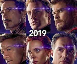 Avengers, black widow, and captain america image