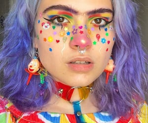90s, beautiful, and clown image