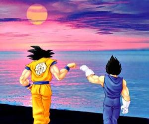 friend, sky, and sangoku image