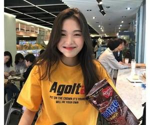 asian girl, icons, and korea image