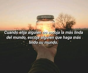 amor, frases de amor, and perfectos image