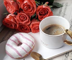 coffee, cup of coffee, and music image