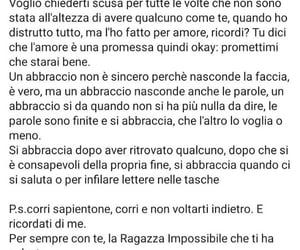 hug, sad, and italiano image