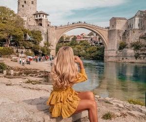 travel, Bosnia, and fashion image