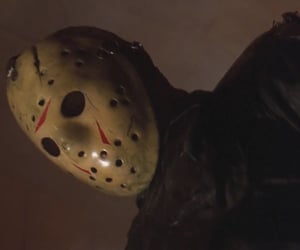 alternative, friday the 13th, and horror image