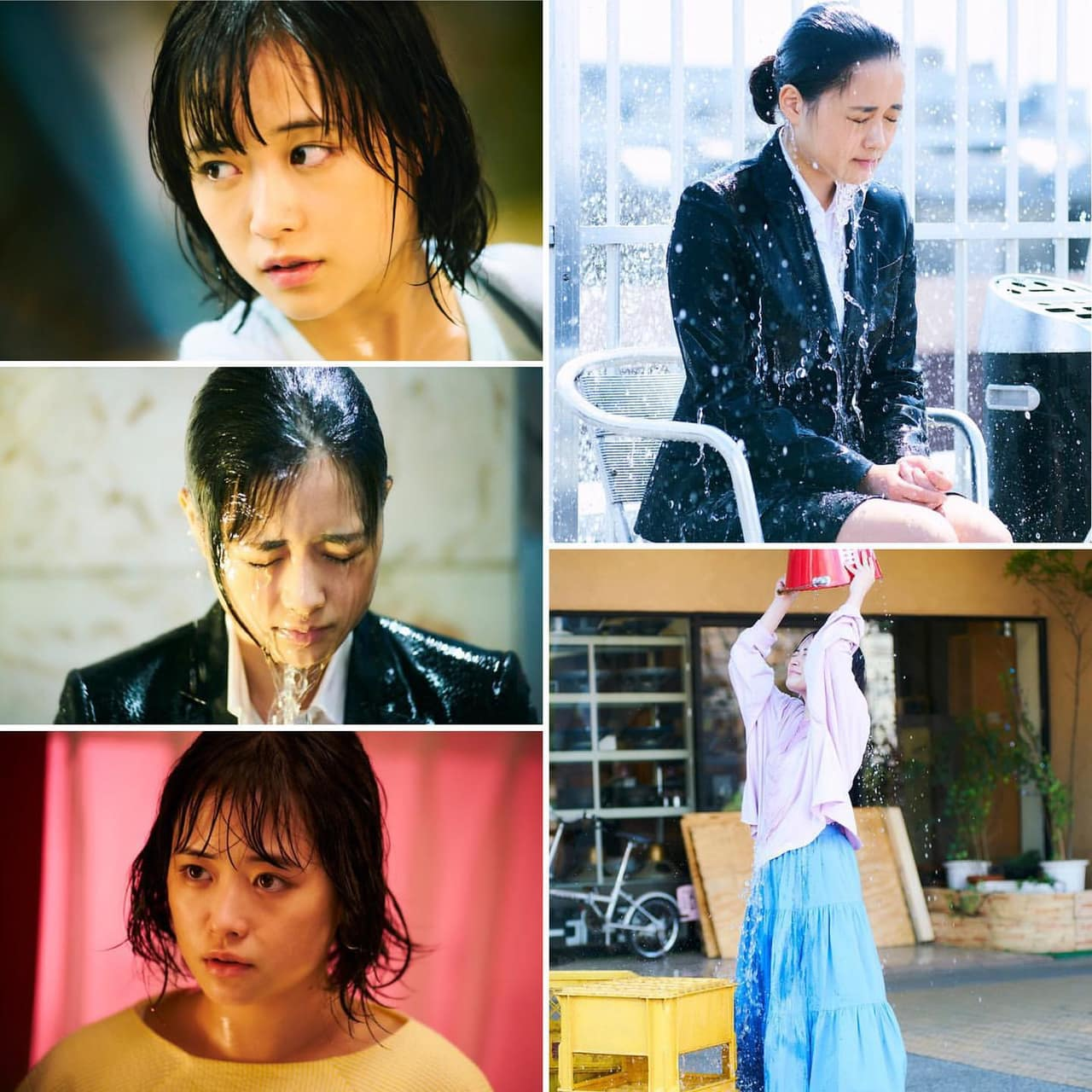 Soaking Wet Private Detective Hagoromo Mizuno - ForJoyTV Japanese Drama
