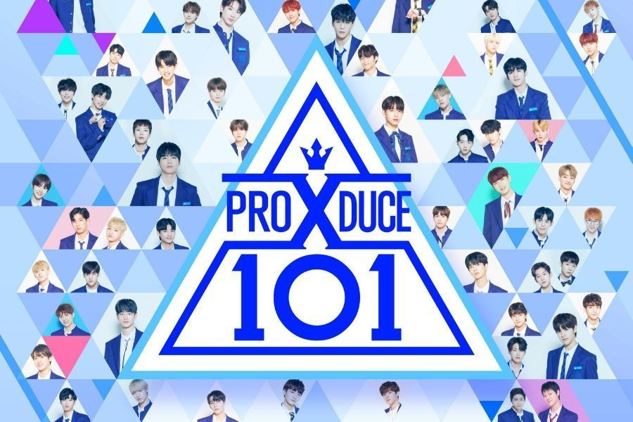 article, produce x 101, and viction image