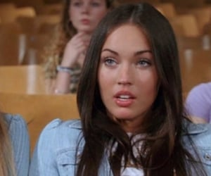 megan fox, movie, and brunette image