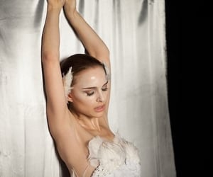 black swan, natalie portman, and film image