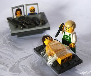 Dexter, lego, and funny images image