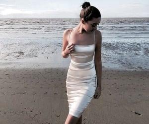 adventure, beach, and dress image