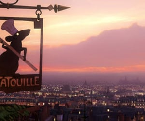 ratatouille, disney, and movie image