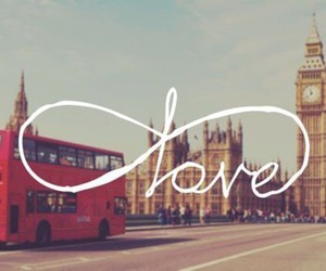 love, london, and infinity image