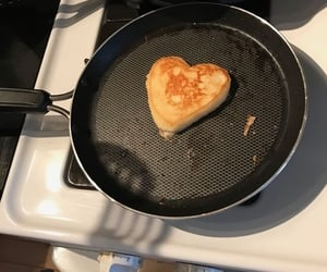 breakfast, cooking, and pancake image