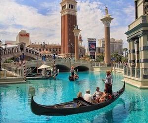 travel and Las Vegas image